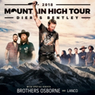 Dierks Bentley To Play The Hollywood Bowl with Brothers Osborne and LANCO