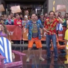 VIDEO: Jimmy Buffett and the Cast of ESCAPE TO MARGARITAVILLE Take Over the Today Show- Watch a Sneak Peek!