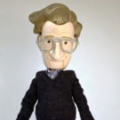 MIT Premieres Pedro Reyes' Puppet Play with Noam Chomsky, Karl Marx, Ayn Rand, Elon M Photo