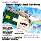 PRINCESS MAGIC Invades The 10th Annual Hollywood Fringe Photo