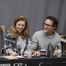 Photo Flash: Inside Rehearsal For MOOD MUSIC at the Old Vic Photo