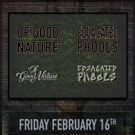 Edjacated Phools Will Be Looking For Their Stash at Gypsy Sally's on Feb 16th