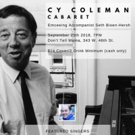 Cy Coleman Cabaret Comes to Don't Tell Mama