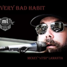 Mickey Lamantia Featured in Rolling Stone Country, Releases EVERY BAD HABIT