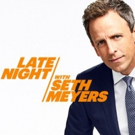 Scoop: Monologue Highlights from LATE NIGHT WITH SETH MEYERS on NBC