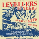 Levellers Announce 30th Anniversary 'One Way Of Life' Tour