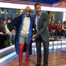 VIDEO: Football Star Tiki Barber Will Join the Cast of KINKY BOOTS!