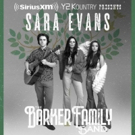 Sara Evans, The Barker Family Band Add Additional Shows to Bloodline Tour