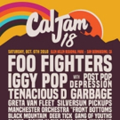 Foo Fighters' Cal Jam 18 Announces Pop-Up Event at Hollywood Palladium Photo