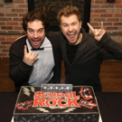 Photo Coverage:  SCHOOL OF ROCK Celebrates Two Years on Broadway Photo