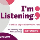 Entercom Announces Broadcast of 'I'm Listening' for Mental Health Awareness with Pear Photo