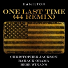 LISTEN: Christopher Jackson Joins Barack Obama and BeBe Winans on Latest #Hamildrop 'One Last Time (44 Remix)'