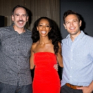 Photo Coverage: KING KONG's Christiani Pitts, Eric William Morris & Erik Lochtefeld Meet the Press!