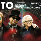 TOTO Announce Special Guest The Darkness For LIVE AT CHELSEA