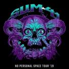 Sum 41 Announces 'No Personal Space Tour'