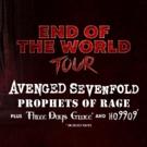 Avenged Sevenfold Announce Summer Tour