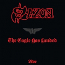 Saxon's 'The Eagle has Landed' to be Re-Issued Featuring Bonus Tracks Photo