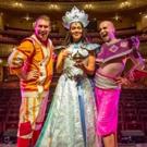 Stars Launch Darlington Hippodrome Pantomime ALADDIN Photo