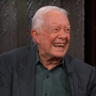 VIDEO: Jimmy Carter Knocks Donald Trump on THE LATE SHOW
