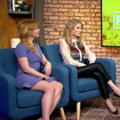 VIDEO: The Stars of FROZEN Visit ABC's POPCORN with Peter Travers