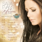Sara Evans Returns For Another AT CHRISTMAS TOUR For 2018