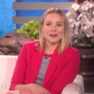 VIDEO: Kristen Bell Updates on Highly Anticipated FROZEN 2 - 'It's Very Good!' Photo