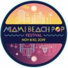 Inaugural Miami Beach Pop Festival to be Held in November Photo