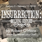 VIDEO: INSURRECTION: HOLDING HISTORY Comes to Stage Left Theatre Video