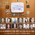 Zach Adkins, Caitlin Houlahan, and More Head to 54 Below for I WISH I COULD GO BACK TO COLLEGE