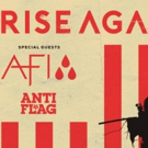 Rise Against Announces North American MOURNING IN AMERIKA Tour Photo