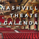 SAVE THE DATE: Nashville Theater Calendar for October 1, 2018 Photo