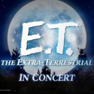 E.T. The Extra-Terrestrial In Concert Comes To New Jersey With The NJSO