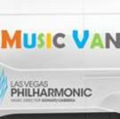 Las Vegas Philharmonic Launches Music Van