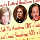 DOUBLEPLUSGOOD COMEDY Returns This Month