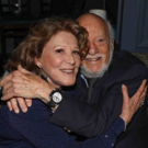 Photo Coverage: Hal Prince Visits Linda Lavin at Cafe Carlyle