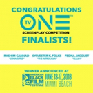 TV One Announces Fourth Annual American Black Film Festival Competition Screenplay Competition Finalists