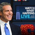 Scoop: Upcoming Guests on WATCH WHAT HAPPENS LIVE WITH ANDY COHEN, 4/7-4/11 on Bravo Photo