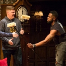 Photo Flash: Olympian Broadway Debut Gone Right at THE PLAY THAT GOES WRONG Photo