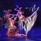 Photo Flash: First Look at SONG OF THE MERMAID Ballet at NY City Center