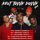 Next Town Down Announce First-Ever Headline Tour Photo