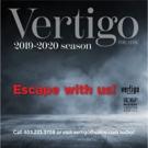 Vertigo Theatre Announces 2019-2020 Season of Mystery