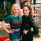 SMASH Lives On! Megan Hilty Visits Katharine McPhee at WAITRESS