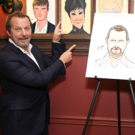 Photo Coverage: Rob Ashford Receives Portrait at Sardi's