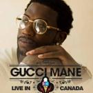 Gucci Mane Announces 'Live In Canada Tour 2019' Photo