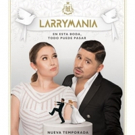 Larry Hernandez Returns to UNIVERSO for LARRYMANIA