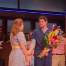 VIDEO: Jeremy Jordan Takes His Final Bow in WAITRESS