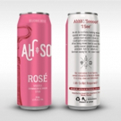 Ah-So Hand-Crafted Ros' Receives a Warm Welcome as it Becomes the Wine Industry's First Spanish Canned Wine