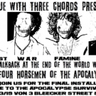Dialogue With Three Chords Closes Out Season Eight With Finale Of WELCOME TO THE APOCALYPSE SURVIVORS CLUB