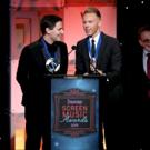 Photo Flash: Stephen Schwartz Presents Benj Pasek and Justin Paul with the ASCAP Vanguard Award