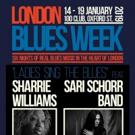 Sari Schorr to Play London's 100 Club During Blues Week